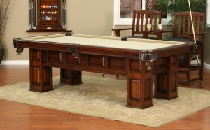 Bay City Pool Table Installations image